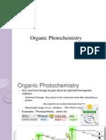 Organic Photo Chemistry
