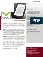 Diseño eBook con Indesign CS5