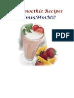 250 Smoothie Recipes