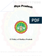 Madhya Pradesh IT Policy 2006
