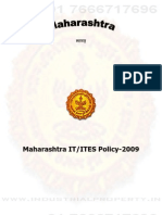 Maharashtra IT Policy 2009