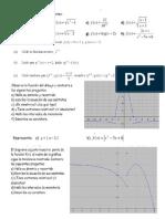 repaso tema funciones,derivadas,ec exp y log. 1ºbcs