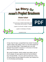 The Story of Prophet Ibraheem - Peace be upon him -  (for Children)