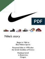 Nike Brand Audit