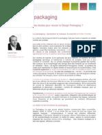 Etudes Packagings Agalma