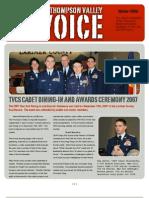 Thompson Valley Squadron - Dec 2008