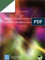Handbook on Asian Education.179231519