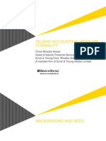 Islamic Accounting Need or Formality