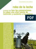 Grain 4420 El Gran Robo de La Leche Como Es Que Las Corporaciones Le Roban Una Vital Fuente de Nutricion y Sustento a Los Pobres