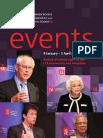 LT LSE Events Leaflet