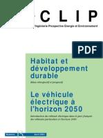 السكن والتنمية  المستدامة بالفرنسية