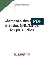 Memento Des Commandes Gnu linux Les Plus Utiles