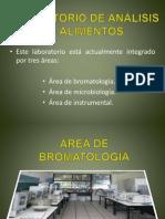 Lab Oratorios POR AREA