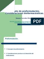 Temas 2 y 3. n Consideraciones Biofarmacéuticas