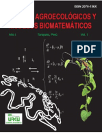 Sistemas Agroecológicos y Modelos Biomatemáticos