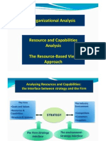 Slides Strategic Management Class Resources Capabilities IFE