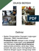 Produksi Bersih Bahan Kuliah Tpli