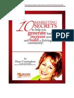 Marketing Secrets Report