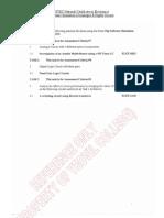 BTEC NC - Electronics - Software Simulation of Analogue and Digital Circuits