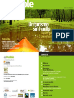 Revista EsPosible Numero 5 Turismo Resp on Sable