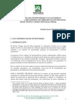 SALAZAR ARAUJO Rodolfo El Principio de ad y Los Acuerdos Reparatorios