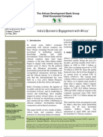 India's Economic Engagement With Africa
