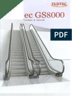 Catalog Fujitec GS8000_Escalators