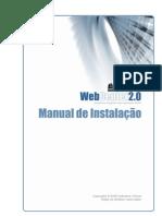 WebCenter 2.0 - Manual de Instalação