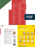 Clipsal Catalogue 2011
