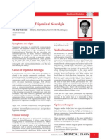 Management of Neuralgia