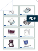 Appliances Picture Flashcards by Learnwell Oy