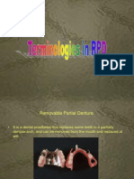 Terminology Rpd