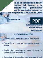 presentacion gasometria