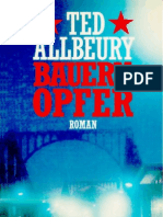 Allbeury, Ted - Bauernopfer