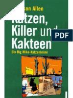 Allen, Garrison - Katzen, Killer Und Kakteen