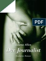 Allen, Lisette - Der Journalist
