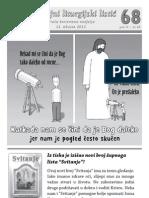 Župni listić - PUJANKE - 68 - Treća korizmena nedjelja