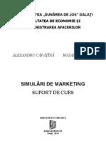 Simulari Marketing