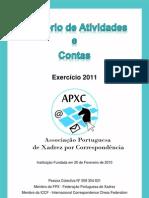 APXC_Relatório e Contas 2011_e_Parecer do CF