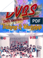 DVBS Training Workshop