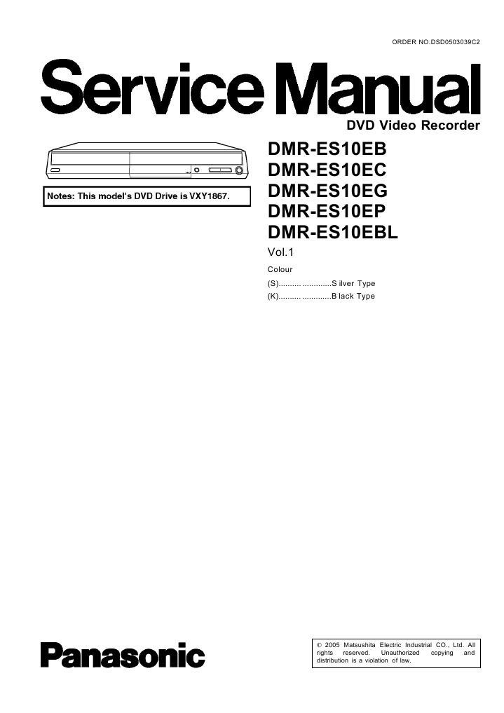 Panasonic Dmr
