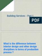 61913S 2 Building Services Part 1