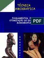 Mamografia Congresso (tÉcnica MamogrÁficaoriginal).Ppt02