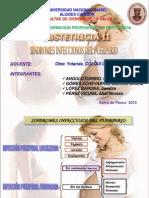 SINDROME DE INFECCIÓN PUERPERAL