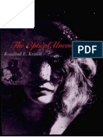 Optical Unconscious, by Rosalind E. Krauss