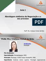 TMKT Tecnicas de Negociacao Slide1