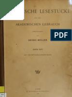 Möller G. Hieratische Lesestücke I