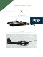 Aviões Do Eixo de Ataque Ao Solo