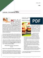 Prodieta.ro Dieta Mihaela Bilic
