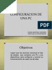 Configuracion de Una Pc